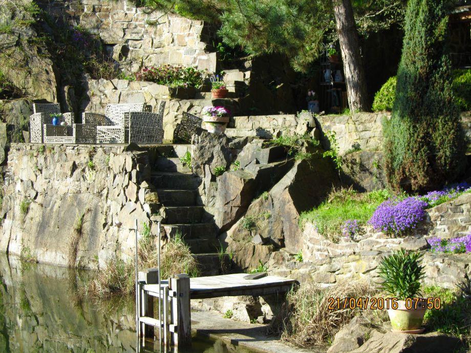 Ferienwohnung im idyllischen Steinbruch