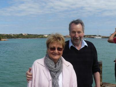 Ihr Gastgeber Birgit und Peter Seidler