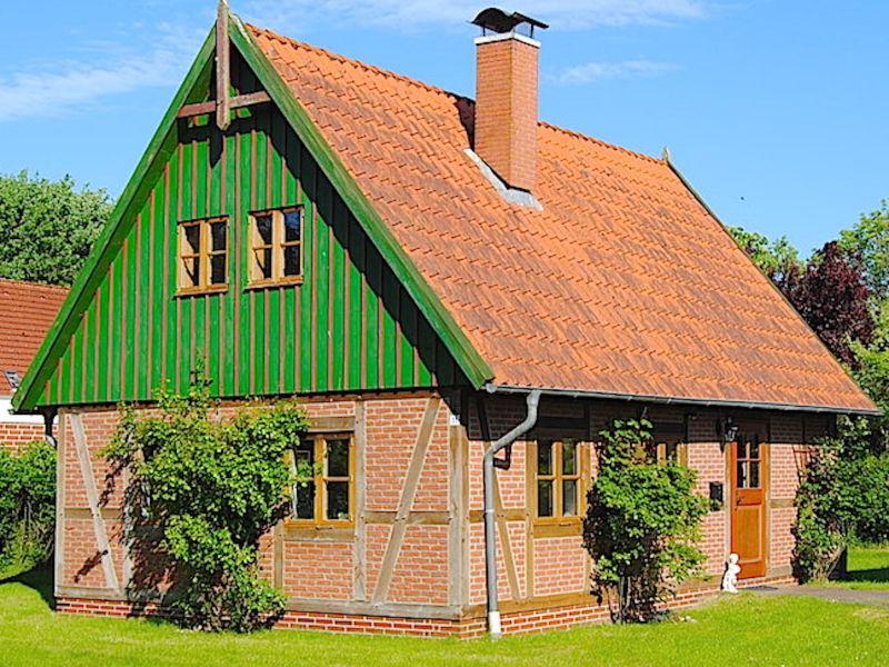 Holiday house Welt (Rüm Hart II) Eco half-timbered house