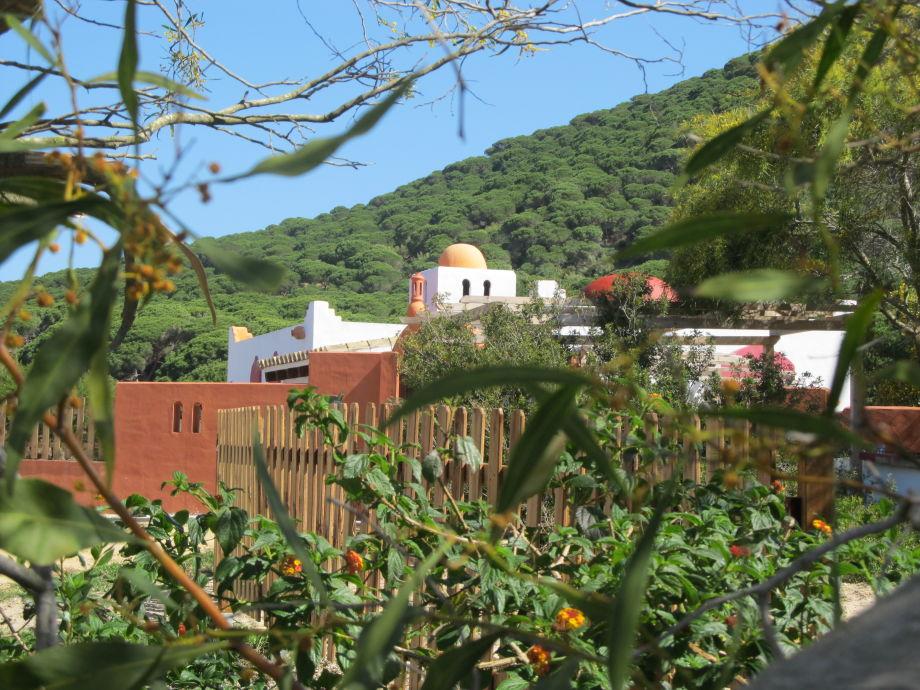 Außenaufnahme Casas la meca