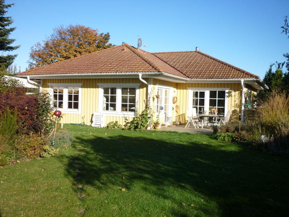 Das Haus, der Garten