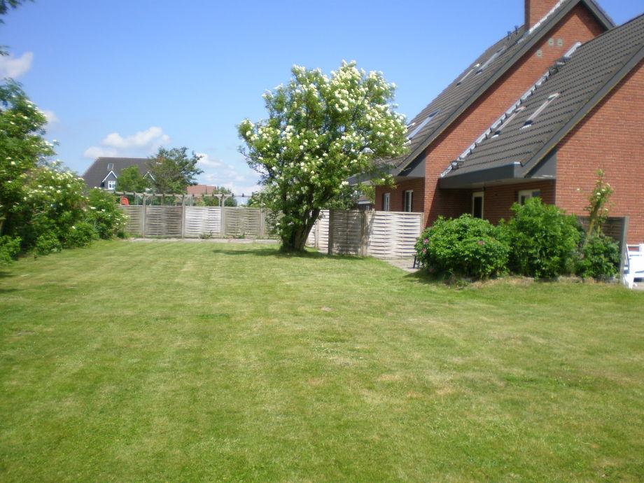 Großer Garten zur gemeinschaftl. Nutzung