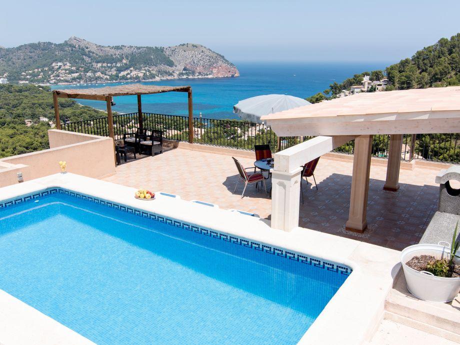 6 Personen Ferienhaus Catalina in Canyamel
