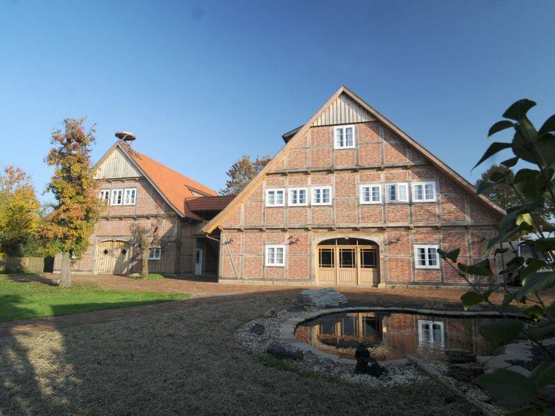 Ferienwohnung Ferienhof Idensen - 2 Personenwohnung 2. OG