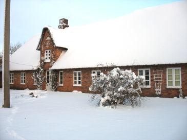 Ferienwohnung Hof Nahnsen, Urlaub unter Reet