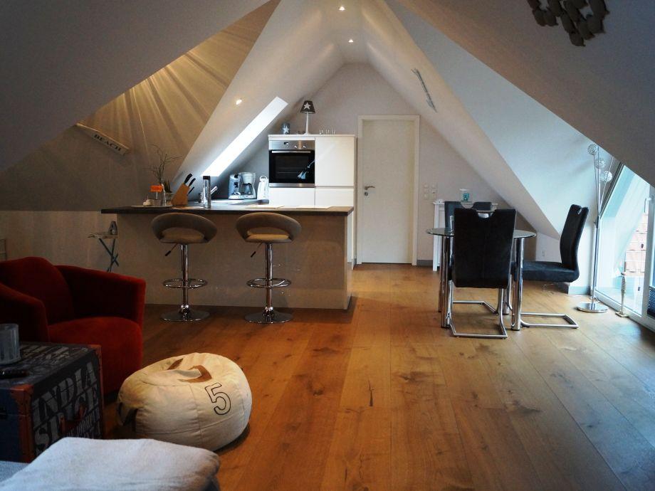 Einrichtung Wohnzimmer Mit Offener Küche ~ Bild der Wahl über ...