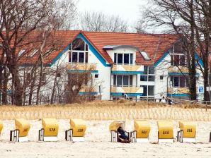 Ferienwohnung Residenz am Strand