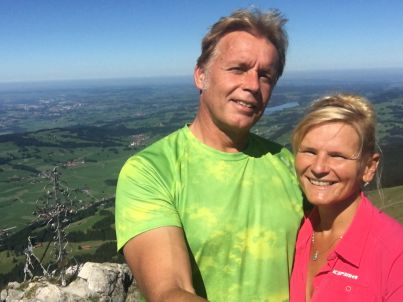 Ihr Gastgeber Monika & Peter Reschke