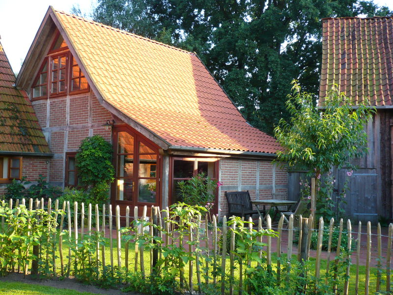 9a932ea9db0422 Deutschland · Niedersachsen · Osnabrücker Land  Badbergen. Ferienwohnung  Kleinod