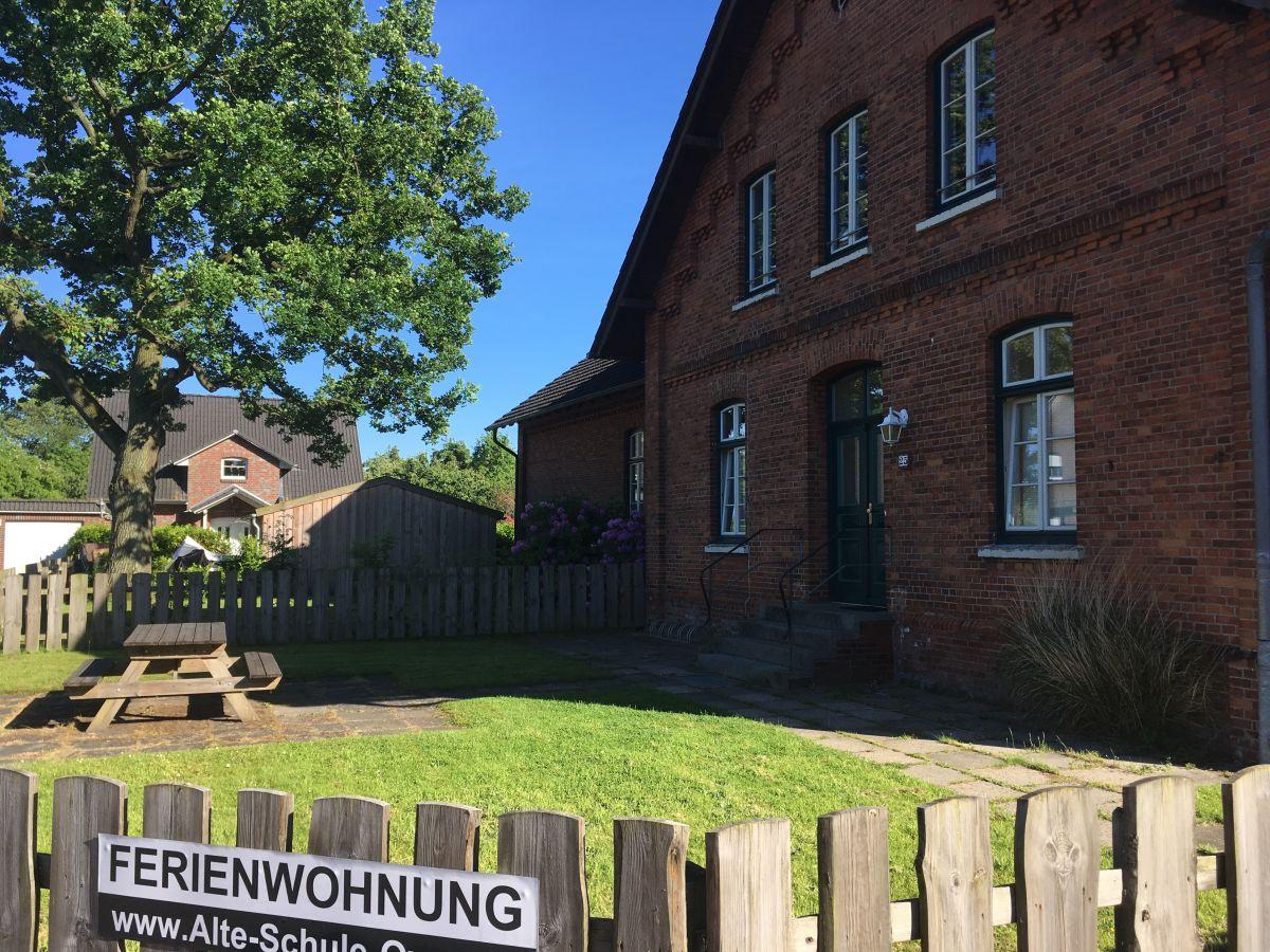 Ferienwohnung alte schule over hamburg frau antje for Ferienwohnung hamburg