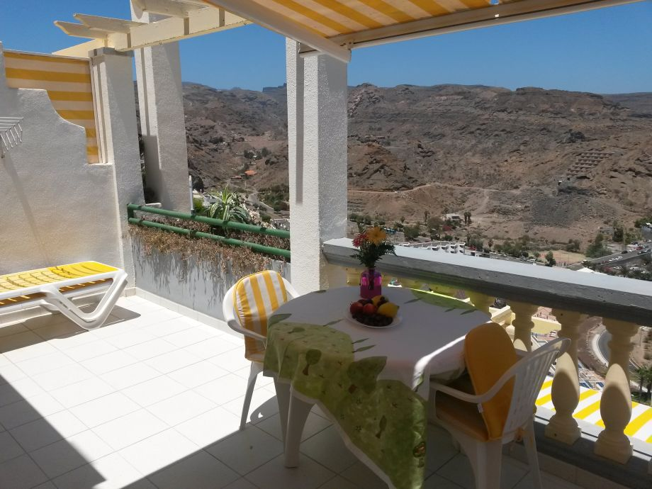 Ferienwohnung Herrlicher Meerblick Gran Canaria Playa