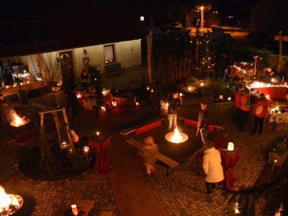 Weihnacht in der LANDROMANTIK