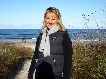 Ihr Gastgeber Yvonne Pomsel