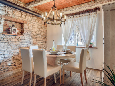 Rustic Istrian House Varesco