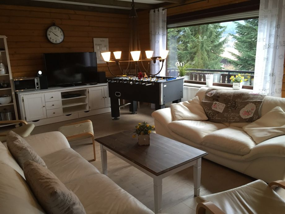 ferienwohnung am see mit talblick obergeschoss bayerischer wald arrach familie schmidt. Black Bedroom Furniture Sets. Home Design Ideas