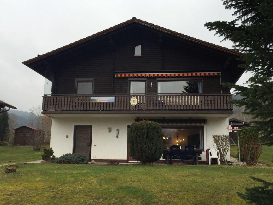 Feriendorf Hoher Bogen Haus 43