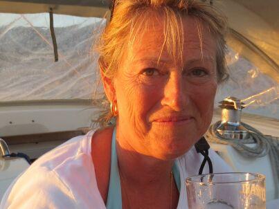 Ihr Gastgeber Rita Blomme