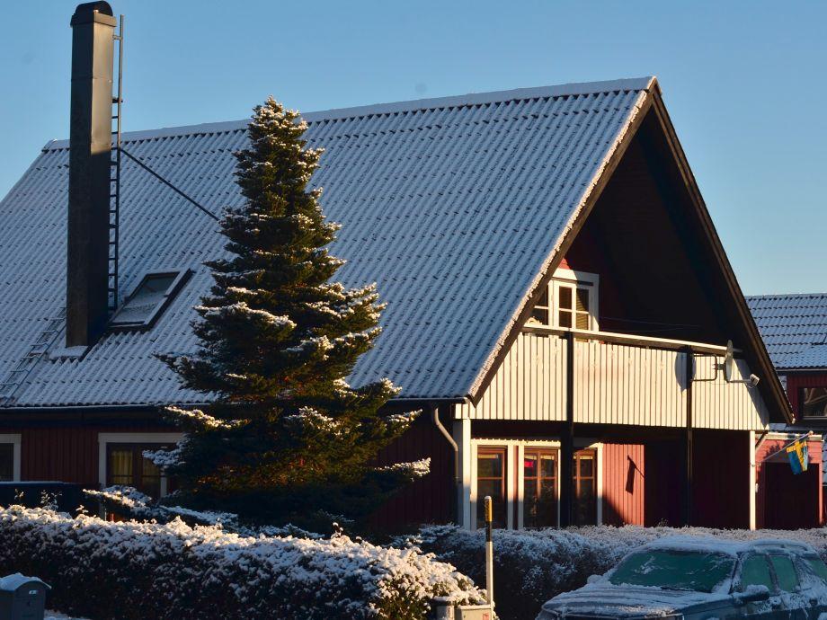 Mariannelund im Winter