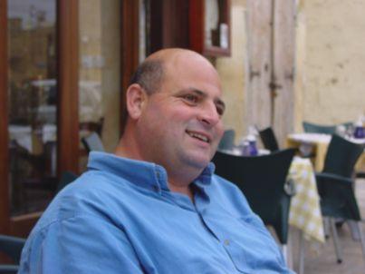 Ihr Gastgeber Stephen Magri