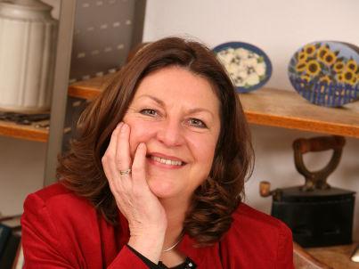 Ihr Gastgeber Ute Lahann-Reuter