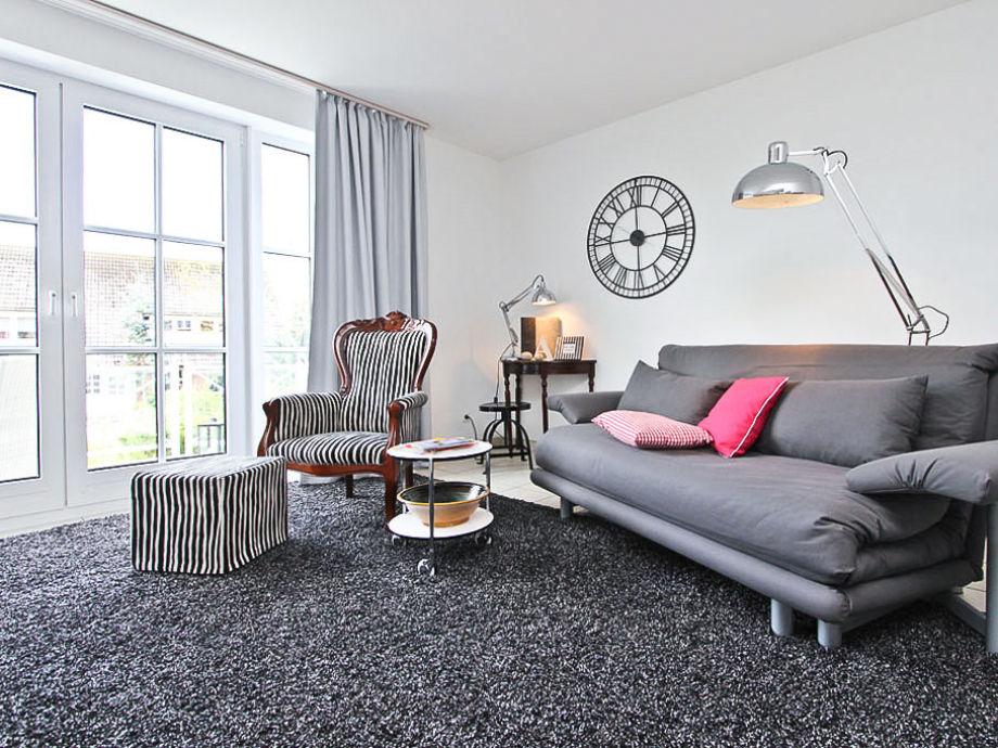 stilvoll eingerichtetes Wohnzimmer
