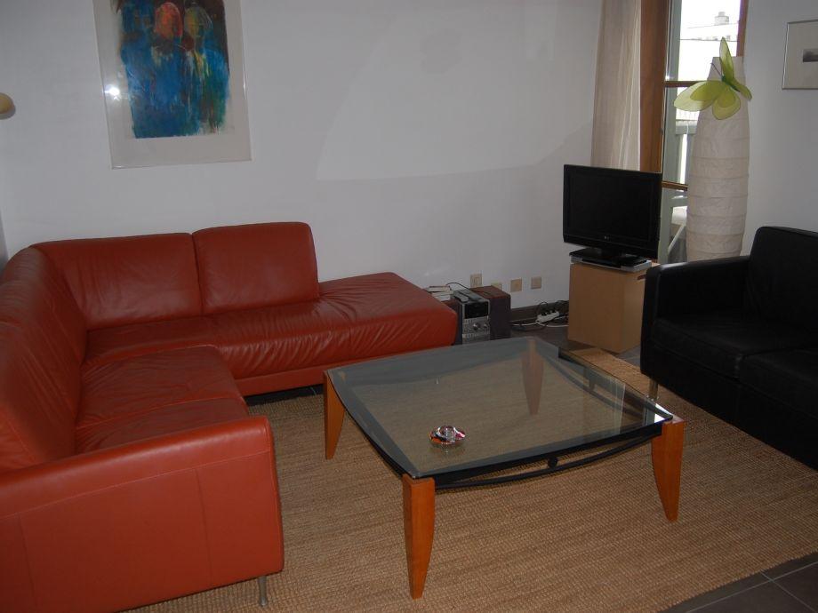 Ferienwohnung gauqui 60c belgische k ste westflandern for Eingerichtete wohnzimmer modern