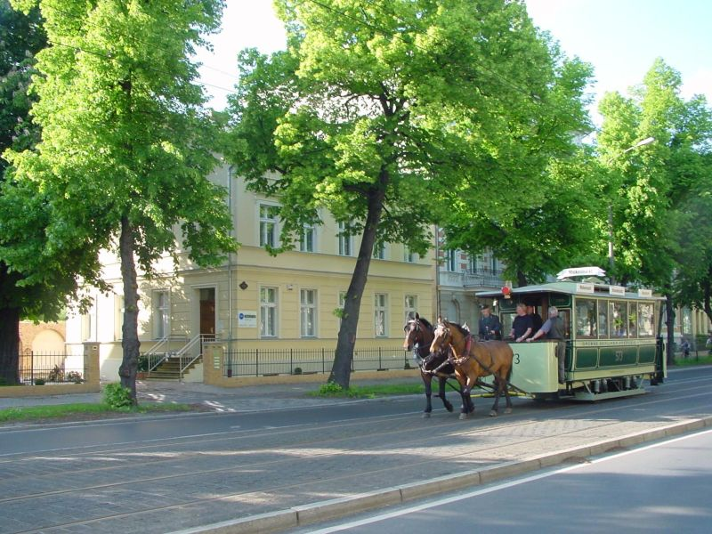 Ferienwohnung Grosszügig (Ferien)wohnen in der Berliner Strasse
