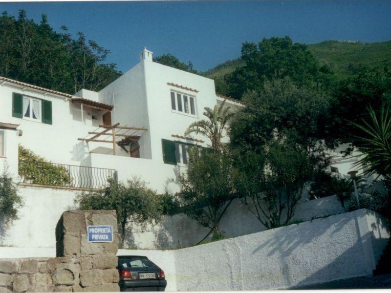 Ferienwohnung La Strelizia in der Villa Roberto