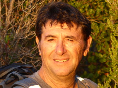 Ihr Gastgeber Kostas Tomaras