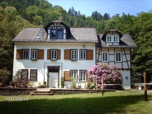 Ferienhaus Schneider in der romantischen Mühle