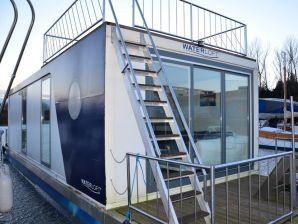 Hausboot Wasserloft Suomi