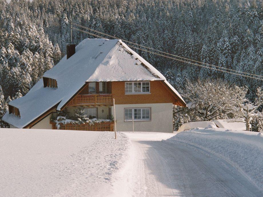 Steinbachhäusle im Winter