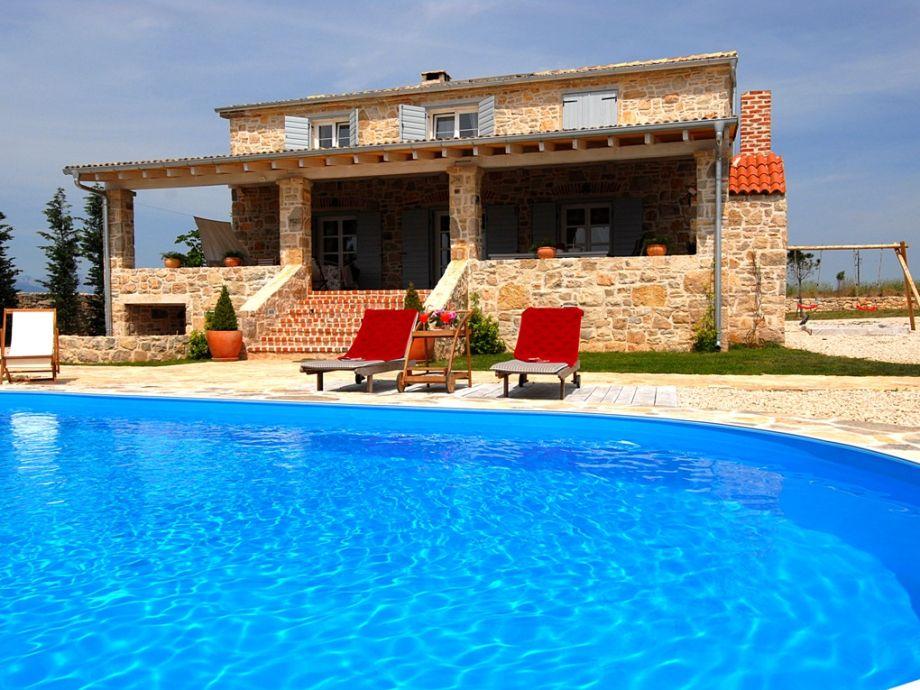 Außenaufnahme Villa Premasole