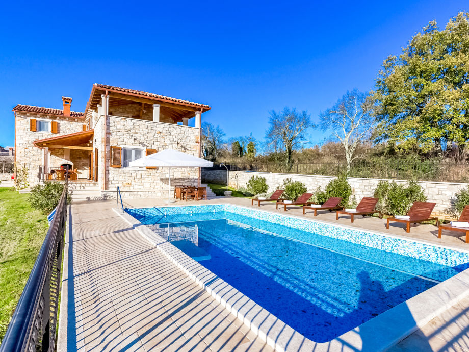 Außenaufnahme Villa Leana