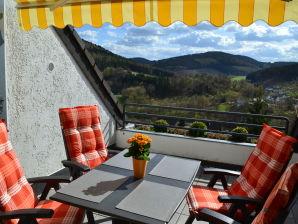 Ferienwohnung Luxus mit Panoramablick