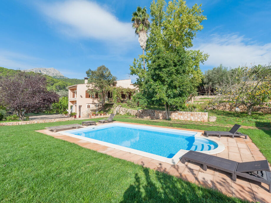 Pool des Villa