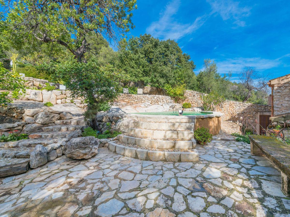 Finca es raco de binibona 1349 caimari selva mallorca for Garten pool 4m