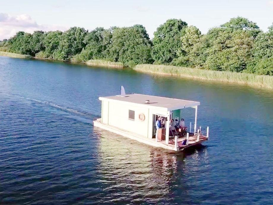 """Hausboot """"Tammy"""" am schönen Ostseefjord Schlei"""