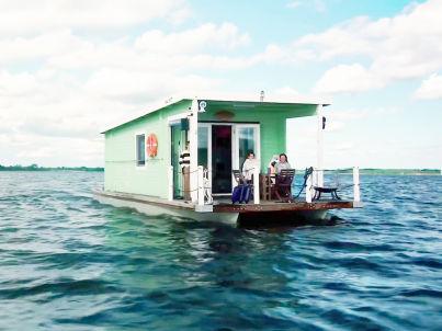 """""""Tammy"""" auf dem wunderschönen Ostseefjord Schlei"""