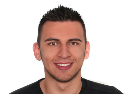 Your host Mario Krajinovic