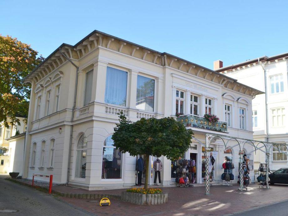 Außenaufnahme in der Villa Westfalia Westfalia 1 (360)