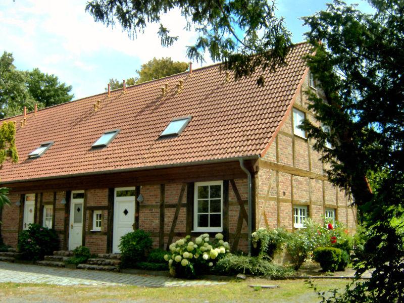 Große Ferienwohnung im Gutshaus auf Rügen
