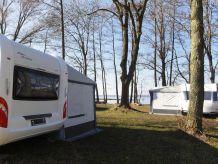 Wohnwagen Naturcamping Zwei Seen