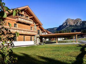 """Ferienwohnung """"Alpencharm"""""""
