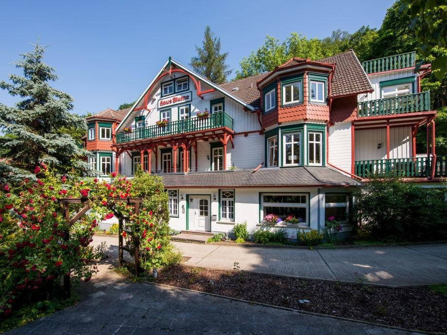 Ferienwohnung Haus Blume Appartement 201 Wernigerode