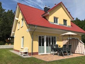 Ferienhaus auf Usedom in Korswandt