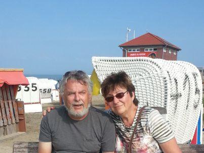 Ihr Gastgeber Helga und Harald Hentschel