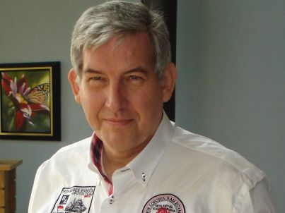 Ihr Gastgeber Martin Eysink