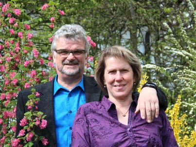 Ihr Gastgeber Brigitte und Alfred Schmitt