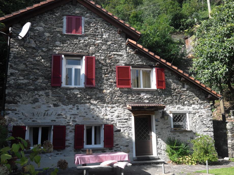 Casa Serafino von Aussen
